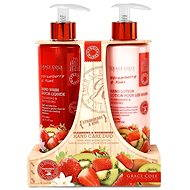 GRACE COLE Hand Care Duo Strawberry and Kiwi
