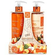GRACE COLE Hand Care Duo Peach and Pear
