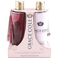 GRACE COLE Luxury Body Care Duo Warm Vanilla and Sandalwood