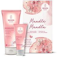 WELEDA Almond set II for sensitive skin.