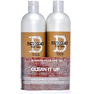 TIGI B For Men Clean Up Tweens 1,5 l - Sada vlasové kosmetiky