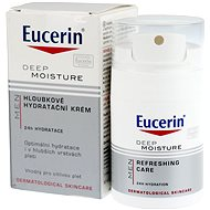 EUCERIN Men Deep Moisture Refreshing Care 50 ml - Pánský pleťový krém