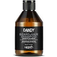 DANDY Beard & Hair Shampoo 300 ml - Šampon na vousy