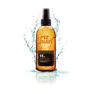 Piz Buin Wet Transparent Skin Sun Spray SPF15 150 ml
