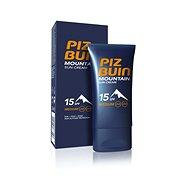 PIZ BUIN Mountain Suncream SPF15 40 ml - Krém na opalování