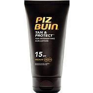Piz Buin Tan & Protect Tan Sun Lotion SPF15 intensifying 150 ml