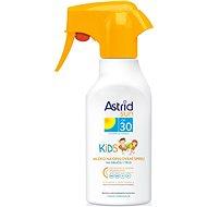 ASTRID SUN Dětské mléko na opalování spray SPF 30 200 ml - Mléko na opalování