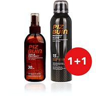 PIZ BUIN Tan & Protect Tan Accelerating Oil Spray SPF30 + Piz Buin Instant Glow Spray SPF30 - Set