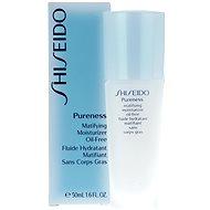 SHISEIDO Pureness Matifying Moisturizer Oil - Free 50 ml