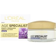 Loreal Age Specialist 55+ Night 50 ml - Pleťový krém