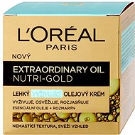ĽORÉAL PARIS Nutri-Gold Extraorginary Oil-Cream 50 ml - Pleťový krém