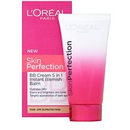 Loreal SkinPerfection BB Cream 5-in-1 Instant Blemish Balm 30 ml Light