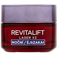 Loreal Revitalift Laser X3 Night 50 ml - Pleťový krém