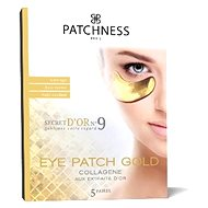 PATCHNESS Paris Eye Patch Collagen Gold