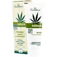 Cannaderm Natura Reinigungs- und Polier Maske 75 g