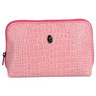 DuKaS Kosmetická taštička velikost S Světle růžová