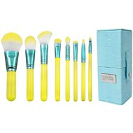 ROYAL & LANGNICKEL Love is ...Hopeful™ Travel Brush Kit 8 pcs Yellow - Sada kosmetických štětců