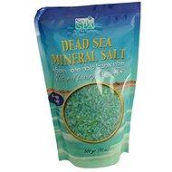 Sea of spa Minerální sůl do koupele - zelené jablko 500 g