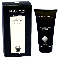 Sea of spa Black Pearl Velvet Krém na nohy