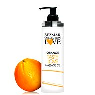 SEZMAR LOVE Massage Oil Orange 100 ml