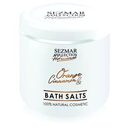 SEZMAR PROFESSIONAL Bath Salts Orange and Cinnamon 500 g