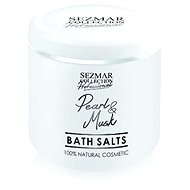 SEZMAR PROFESSIONAL Bath Salts Pearl and Musk 500 g
