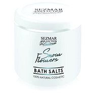 SEZMAR PROFESSIONAL Bath Salts Snow Flowers 500 g