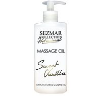 SEZMAR PROFESSIONAL Sweet Vanilla Massage Oil 500 ml