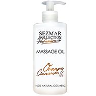 SEZMAR PROFESSIONAL Massageöl Orange und Zimt 500 ml - Massageöl
