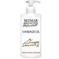 SEZMAR PROFESSIONAL Massage Oil Orange and Cinnamon 500 ml - Masážní olej