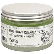 SEFIROS Salt and Oil Body Scrub Eucalyptus 300 ml