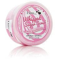 I LOVE… Whipped Sugar Body Scrub Pink Marshmallow 200 ml - Körperpeeling