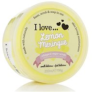 I LOVE… Whipped Sugar Scrub Lemon Meringue 200 ml - Körperpeeling