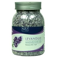 EZO Živá magnéziová sůl Levandule 650 g - Badesalz