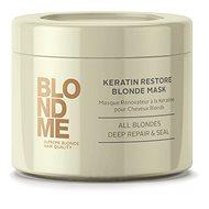 SCHWARZKOPF Professional Blond Me Keratin Restore Blonde Mask 200 ml