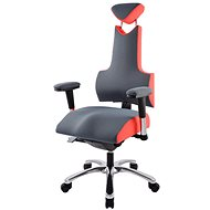 Therapia Energy L - light gray/strawberry - Office Chair