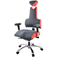 Therapia Energy XL - light gray/strawberry - Office Chair