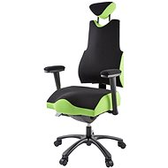 Therapia Body L - black/deep green - Office Chair