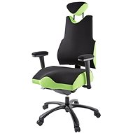 Therapia Body XL - Black/Deep Green - Office Chair