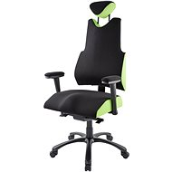 Therapia Body 2XL Chair - Black / Deep Green - Office Chair