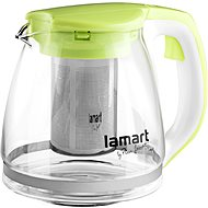 Lamart Kettle 1.1 liters green Verre LT7026
