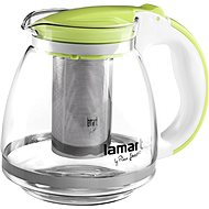 Lamart Kettle 1.5 liters green Verre LT7028