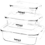 Lamart LT6011 rectangular boxes set 3