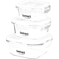 Lamart Set 3pc Dosen Air LT6012 - Dosen-Set