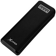 Xlayer Powerbank Carbon 15000mAh černá - Power Bank