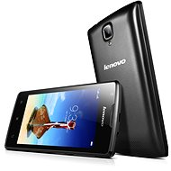 Lenovo A Black - Mobile Phone