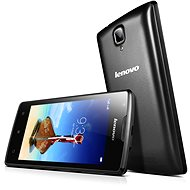 Lenovo A1000 Onyx Black Dual SIM - Mobilní telefon