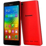 Lenovo A6000 Red Dual SIM - Mobilní telefon