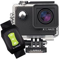 LAMAX Action X7.1 Naos + čelenka a plovák - Video Camera