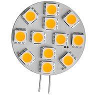 LEDMED LED Kapsule 120 12LED G4 teplá - LED žárovka
